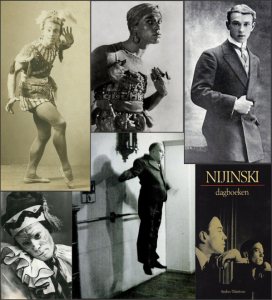 After visiting a play about the life of VASLAV NIJINSKY, I got inspired to write this blog entry. Vaslav had triumphs as a dancer & choreographer, renewing male roles in ballet. After 10 years, he collapsed and received the diagnosis of schizophrenia. In his diary you can read how he chose to turn away from the world outside, into his own inner world. So the first part of the song is about that, the second part is about people who are lucky to eventually find a way to keep connecting their true selves to the outside world.